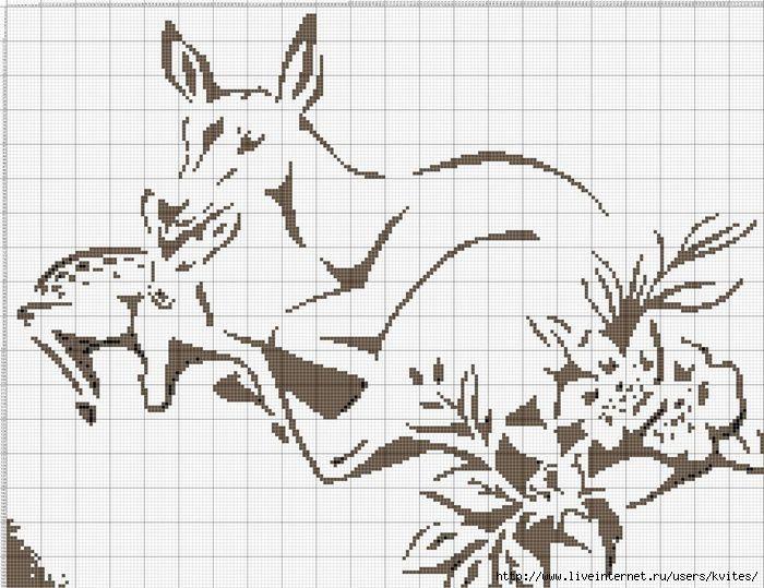 Mejores 140 imágenes de px animales. en Pinterest | Punto de cruz ...