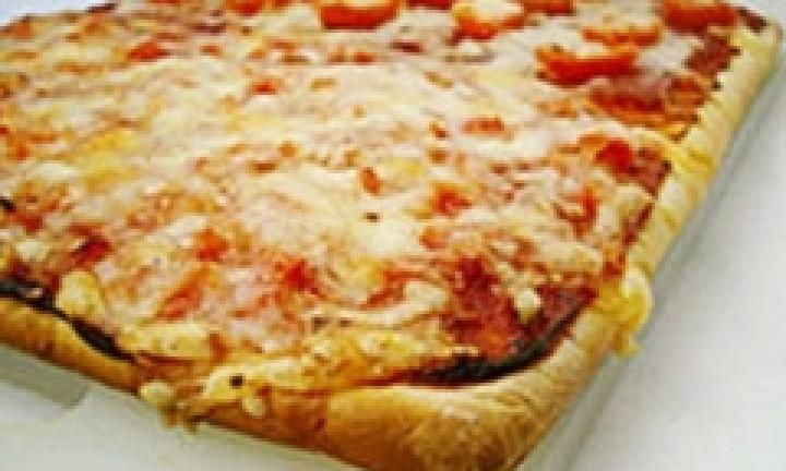 Delicious cheese pizza just for me