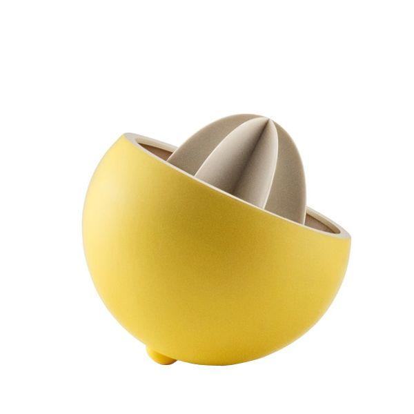 Sitruspuristin, keltainen
