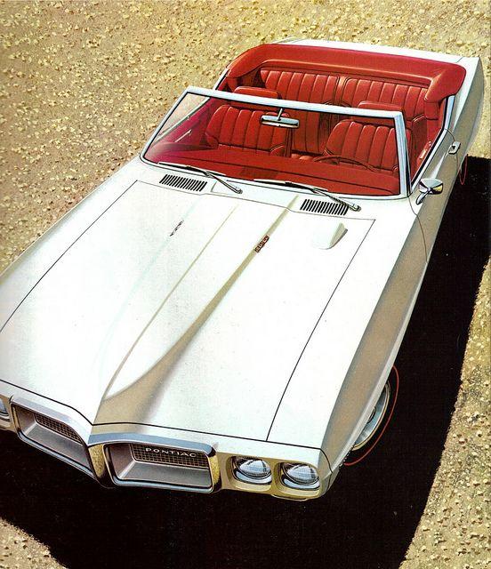 1969 Pontiac Firebird 350 Convertible