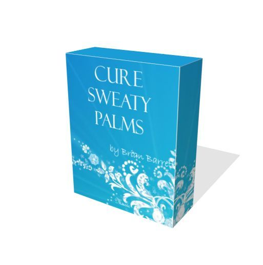 cure sweaty palms