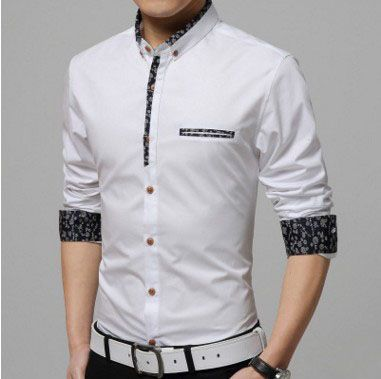 d83335f 2016 hot sale formal shirts fashion latest shirt designs for men#latest shirt designs for men#shirt