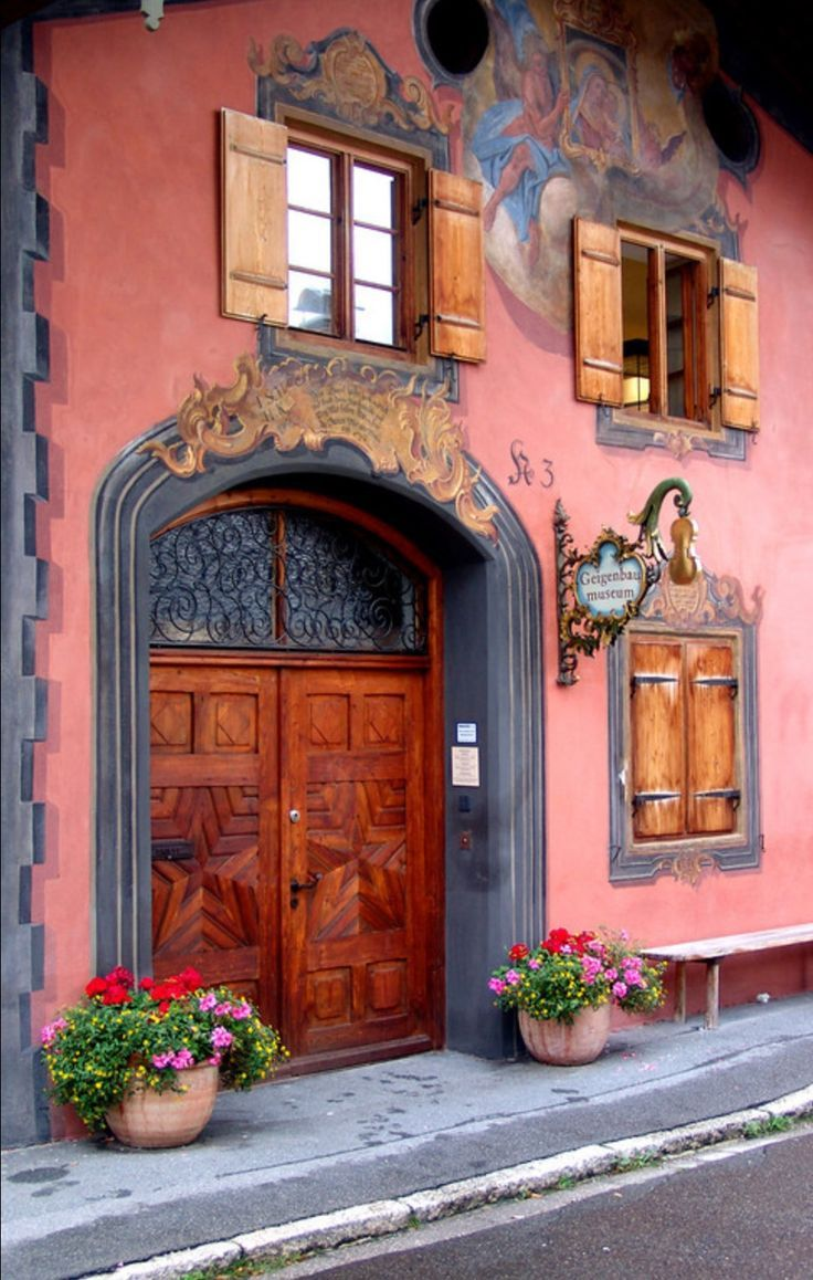 Mittenwald, Bavaria, Germany … | Ailleurs : Allemagne