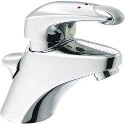 mono basin mixer faucet (chrome). - kbbusa.com