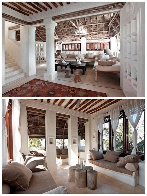 Designs by Soul: Bembea House, Lamu