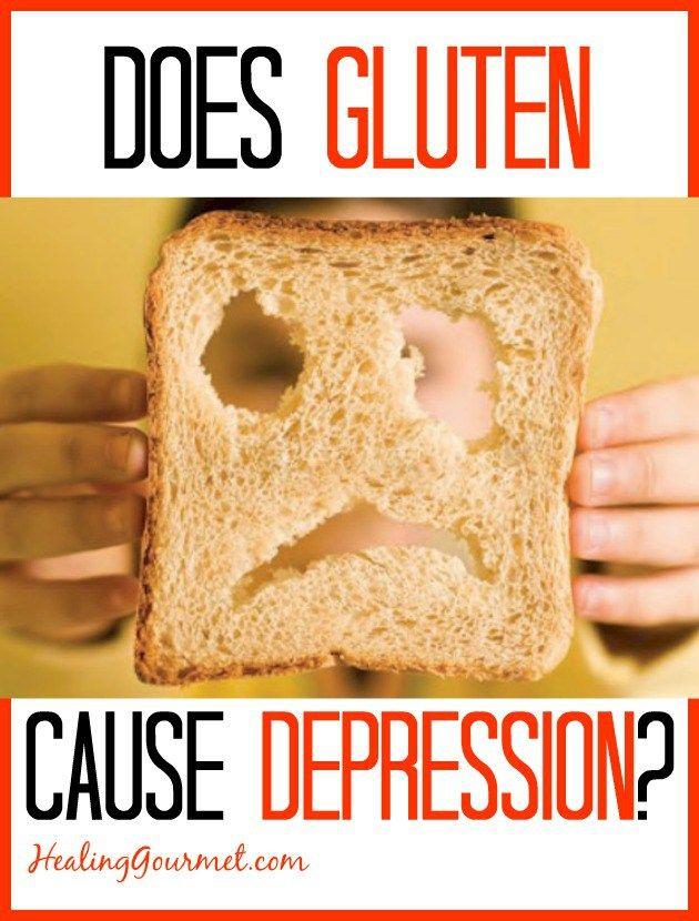 brain allergies can gluten make you depressed? health tipsdoes gluten cause depression?
