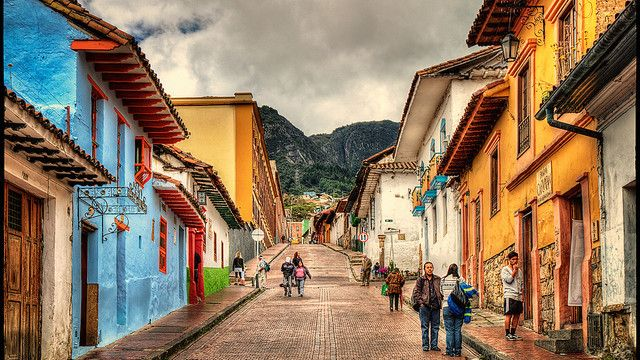 Ignore the Media. Travel to Colombia!