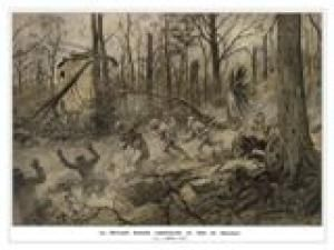 Military History Timeline - 1900s: US Marines fight the Battle of Belleau Wood
