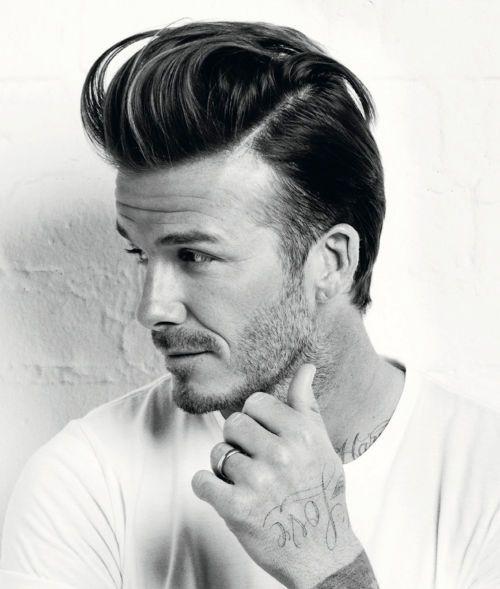 Best David Beckham Images On Pinterest David Beckham Hot - David beckham armani hairstyle