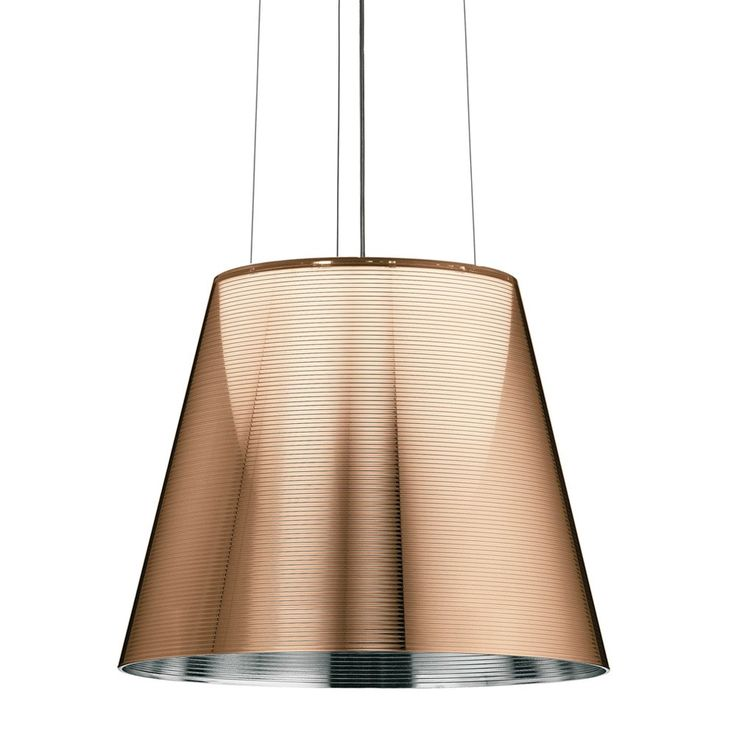 Buy Flos KTribe S3 Ceiling Light - Bronze | Amara