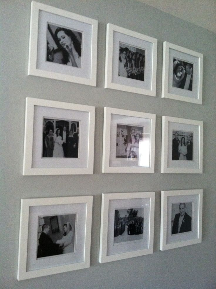 17 best images about picture frames on pinterest photo displays wall art decor and photo walls