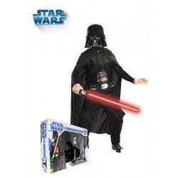 #Disfraz #Darth #Vader #Infantil Entra en #mercadisfraces tu tienda de #disfraces #online y encuentra tus #disfraces #baratos de Star Wars.