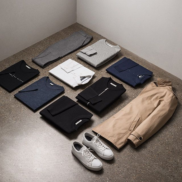 Sweat tailoring - Smart and comfortable shouldn't have to be options   JACK & JONES #black #blue #beige #white