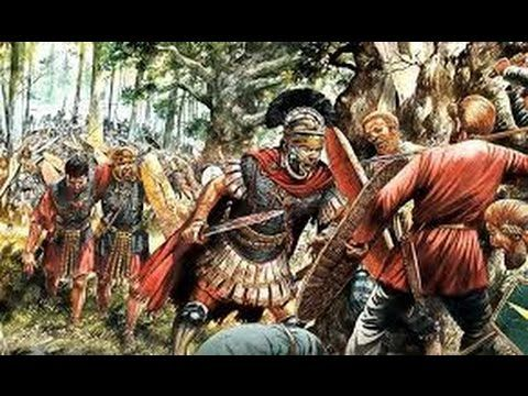 Ingenieria Militar antigua artilleria romana 2016 hd documentales  roman...
