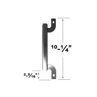 Grillpartszone- Grill Parts Store Canada - Get BBQ Parts, Grill Parts Canada: Grill King Crossover Tube Burner | Replacement Sta...