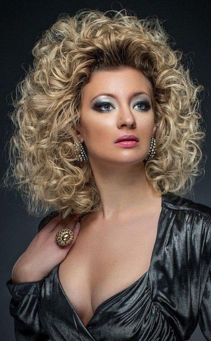 Best 25 Big Curl Perm Ideas On Pinterest Big Curls Long