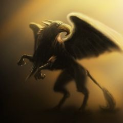 Gryphon #redrawkeyboard Fantasy Wallpaper