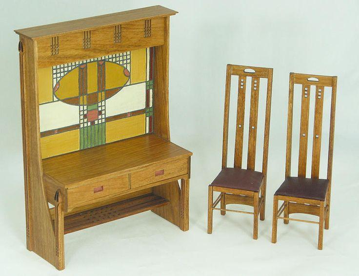 miniature furniture. kari bloom miniton miniatures miniature furniture n