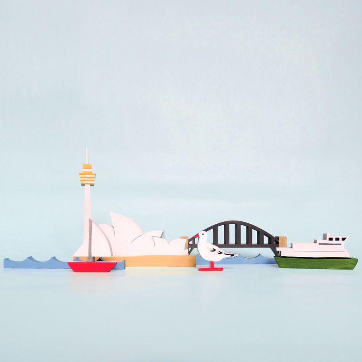 Sydney Mini City by McKean Studio