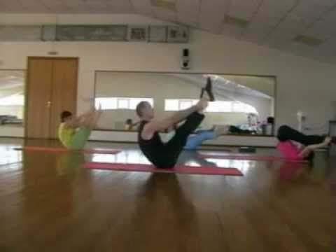 pilates matwork advanced...42 min