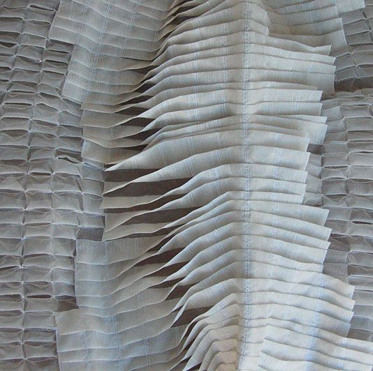 fabric pleating