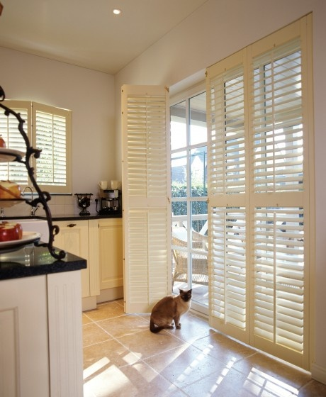 Shutters for Sliding Doors