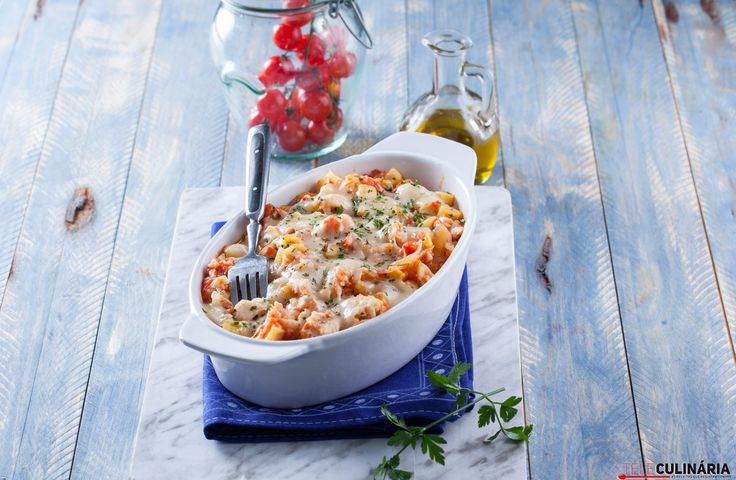 Receita de pescada das tias. Descubra como cozinhar esta receita de pescada das tias de maneira prática e deliciosa com a TeleCulinária!