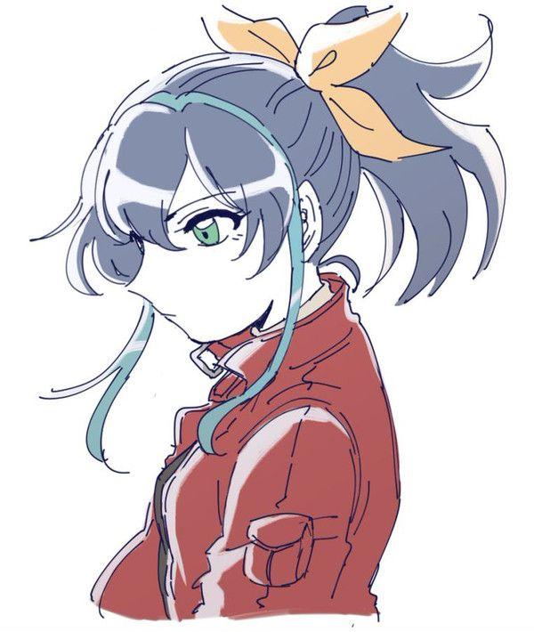 Serena Yugioh Arc V Anime Yugioh Serena