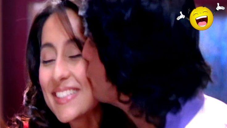 cool Sharman Joshi's kiss - Hello - Salman Khan | Katrina Kaif