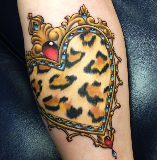 Caryl Cunningham › Color | Detroit Tattoo Artist