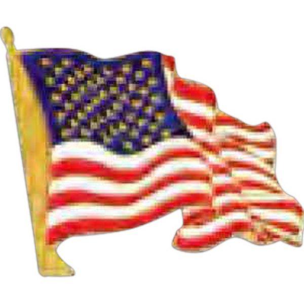 Lapel Pin Stock Die Struck Us Flag Flag American Flag Lapel Pin Lapel Pins