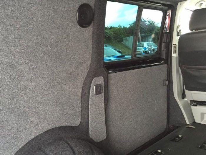 Absolute New Carpet Lining Volkswagen Transporter Camper Van
