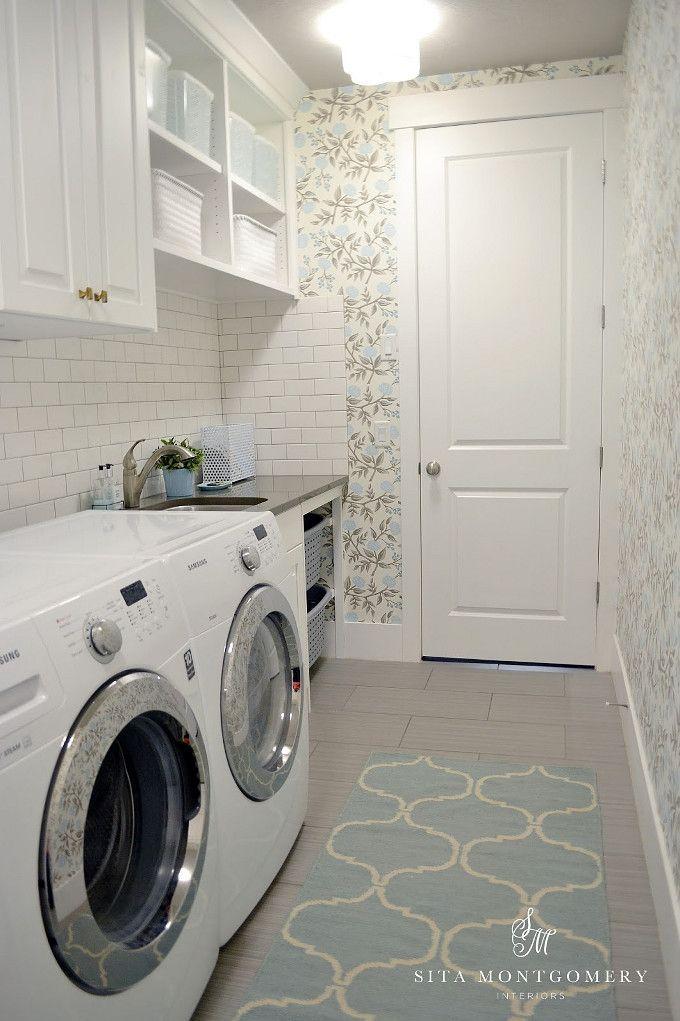 Laundry Room Backsplash Ideas