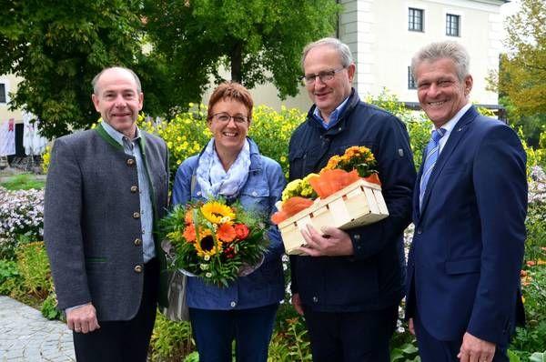 OÖ: LR Hiegelsberger - Besucherziel der Landesgartenschau erreicht