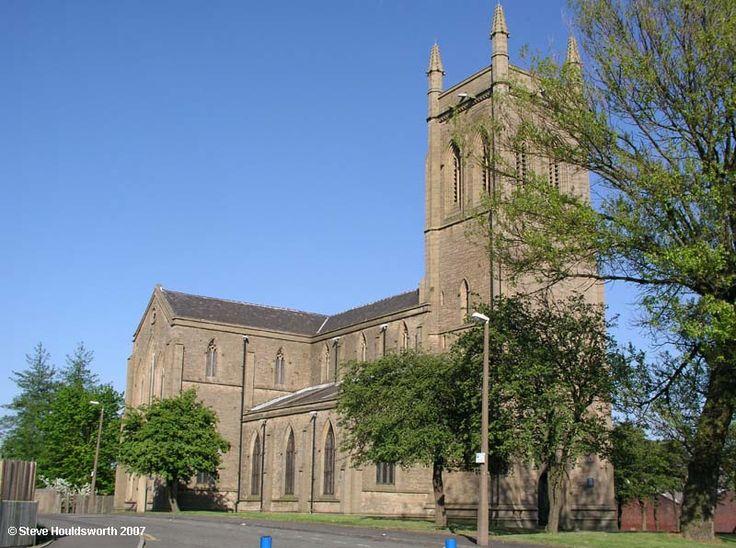 Holy Trinity, Blackburn