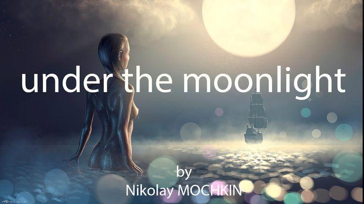 Speed painting - under the moonlight