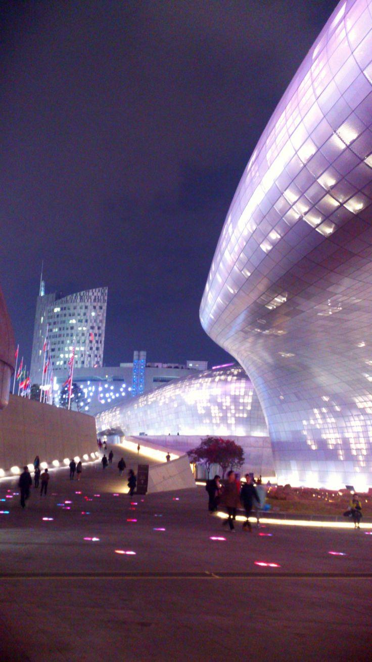 Dongdaemun Hictorical & Cultural Park - Dongdaemun-dong, Seoul, South Korea