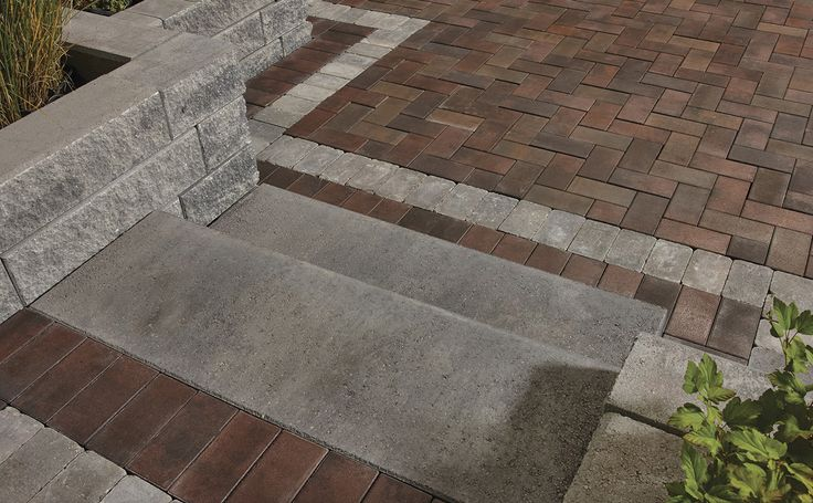 Market Paver delivers a sophisticated appearance and enduring quality stylishly re-engineered for modern design.