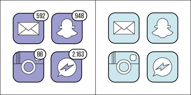 Those who have no unread messages and those who have all the unread messages.  João Rocha, an art director for Young & Rubicam's Lisbon office and brainchild behind the popular Tumblr King Jong-Il Looking at Things, has been illustrating things that divide people in two categories on his most recent Tumblr project, Two Kinds of People. There are the people who like order and follow the rules and then there are others who are a bit messier, and tend to think outside of the box.