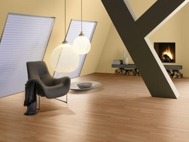 BUK SVĚTLÝ NATURE - Parador Eco Balance třívrstvá dřevěná podlaha plovoucí