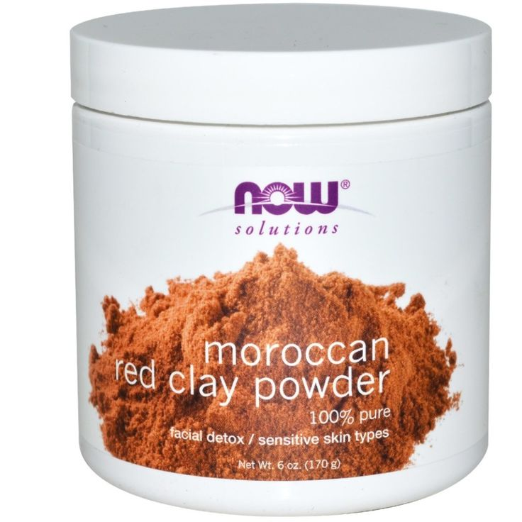 Morrocan Red Clay. Need to give this a try to Define my Curls