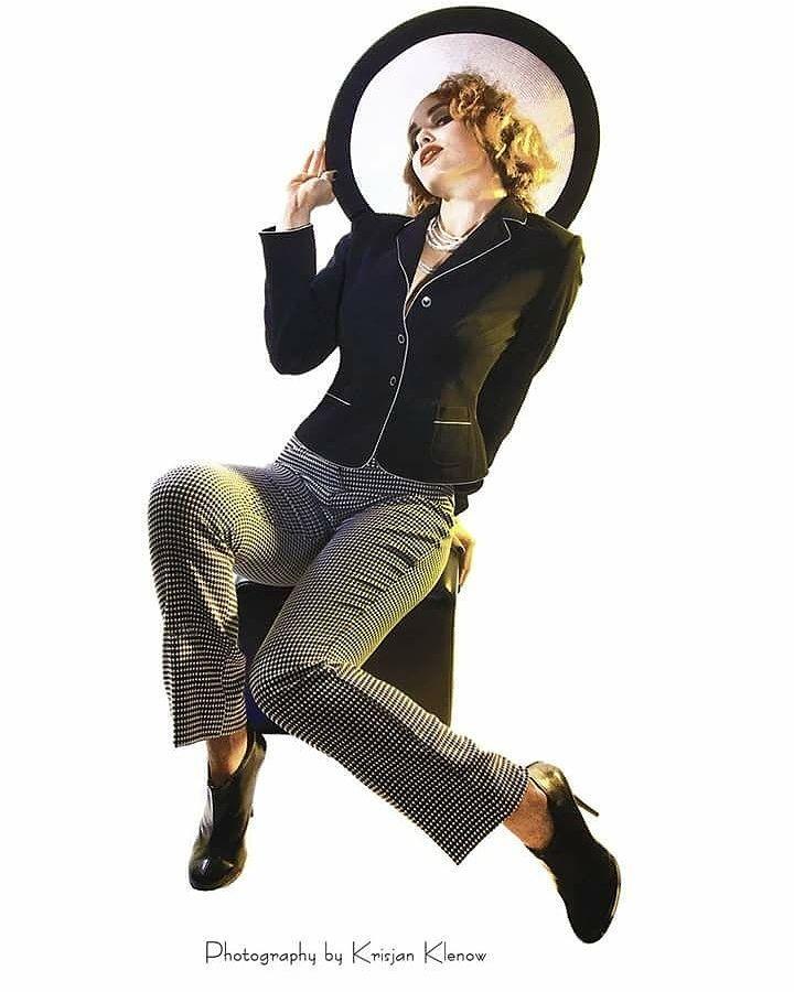 "From: Krisjan Klenow  @krisjanklenow  http://ift.tt/2kul9k4  Krisjan Klenow on Facebook  I celebrate the feminine mystique giving homage to our vision of it; making the mysterious accessible. I enjoy telling stories like ""Wendy"". #GlamorAfterDark #Metal.pinup #Vintage #Vargas #AlternativePortraits #Poster #FirstThursdaySanPedro #Dramatique #Hollywood #Fashion #ArtPhotography #SanPedroArtAssociation #Womeninphotography #style"