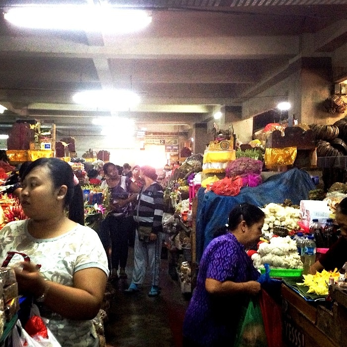 Situation inside the main market. Photo by Electra Gilies.