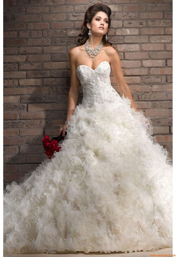 Robes de mariée Maggie Sottero Aberdeen Divina