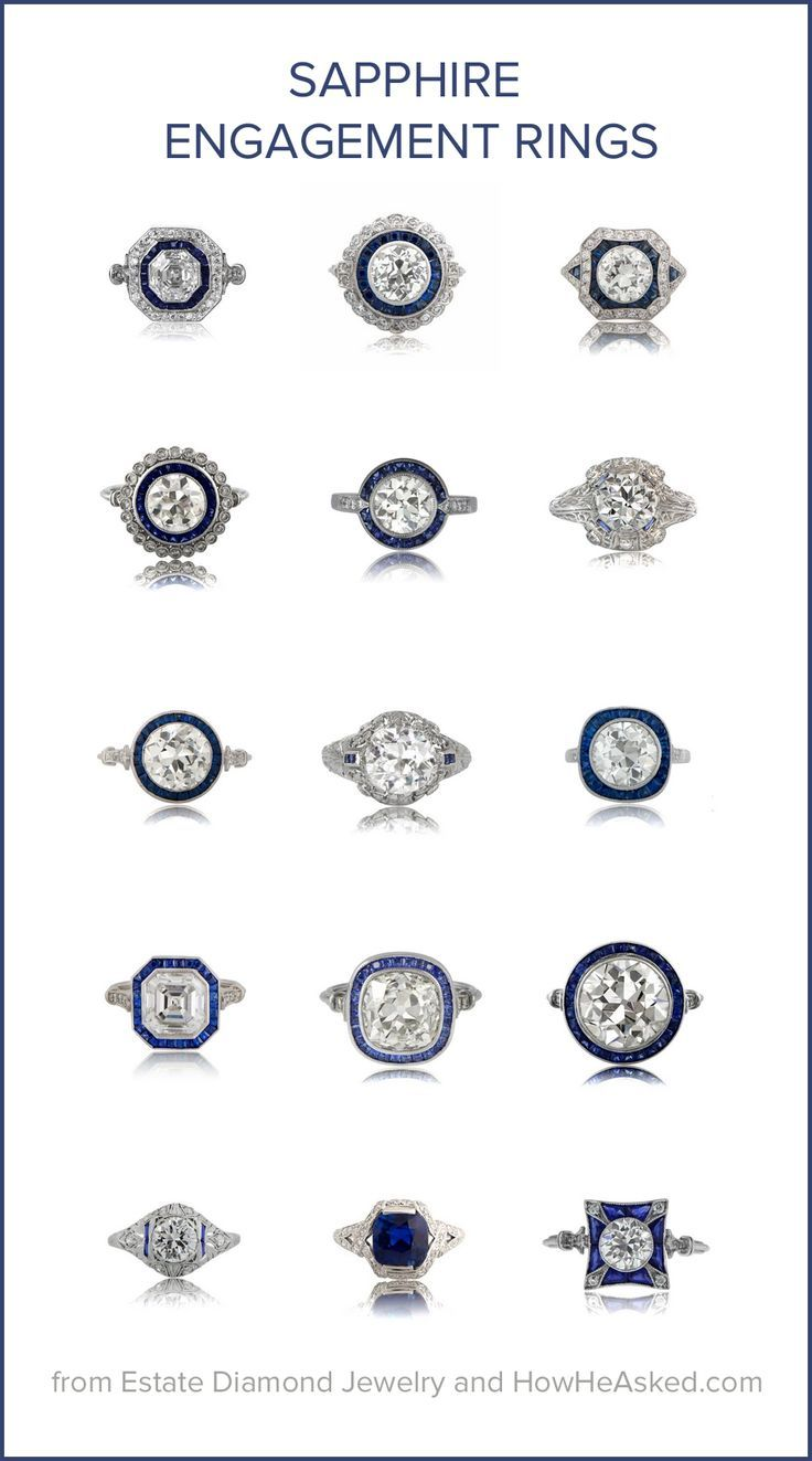 Best 20+ Sapphire Engagement Rings Ideas On Pinterest  Blue Sapphire  Rings, Blue Sapphire And White Sapphire Engagement Rings