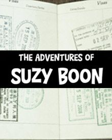 The Adventures of Suzy Boon - Web Series Channel The show follows the (mis)adventures of our hero, Suzy, who is half Chinese/ half Maori (just like Bic and Boh) and is trying to find where she belongs in this world – and by world she means New Zealand.
