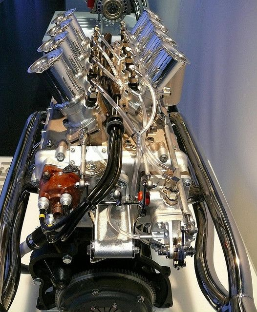 BMW M 10 (Brabham BT 7) ho