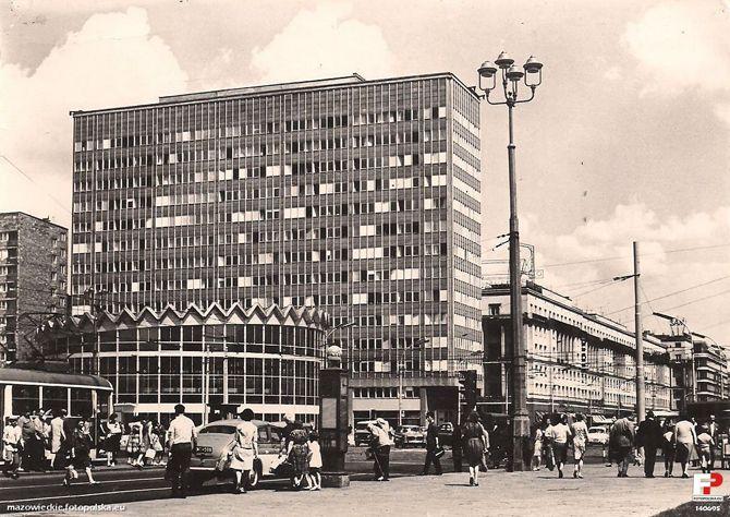 Rotunda PKO, Warsaw