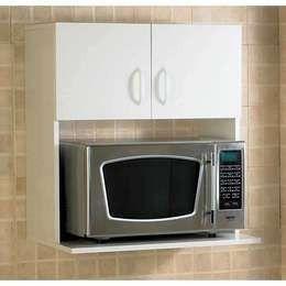mira-estos-25-muebles-de-cocina-para-colocar-tu-microondas (1) - Curso de Organizacion del hogar