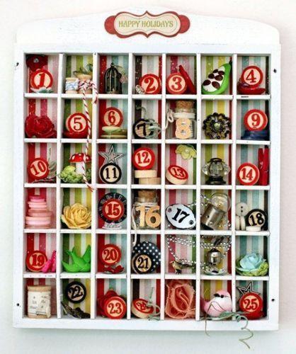 Great advent calendar idea